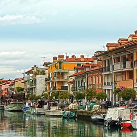 Canal de Grado,Italy by Abrahan Fraga