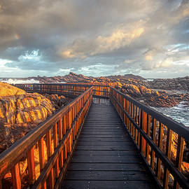 Canal Rocks Bridge by Jan Fijolek