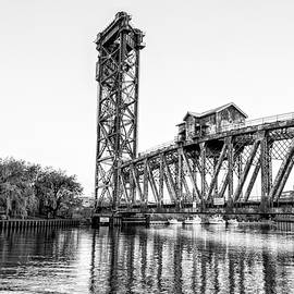 Canal Street Railroad Bridge, Chicago