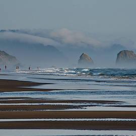 Cannon Beach Oregon-6 by Alex Vishnevsky