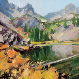 Cannon Lake by Steve Henderson