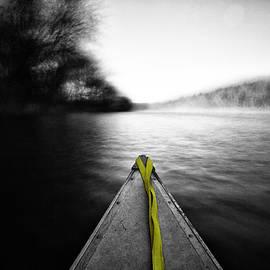 Canoeing  by Renata Natale