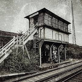 Canterbury East Train Station by Leigh Smith
