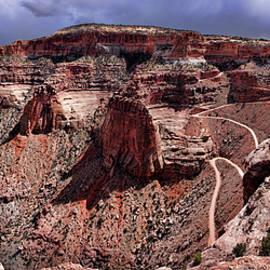 Canyonlands by Peter-Michael Von der Goltz