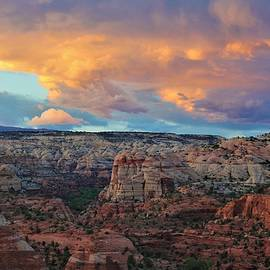 Canyon Skies by Christine Rivers