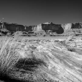Canyonlands infrared by Murray Rudd