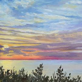 Cape Ann Sunrise by Eileen Patten Oliver