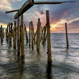 Cape Cod Relic by Bill Wakeley