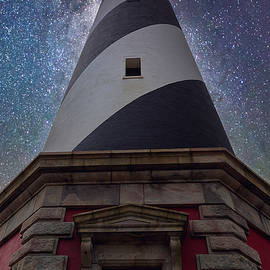 Cape Hatteras Night by Michelle Newport