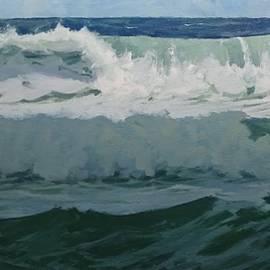 Cape Perpetua Waves