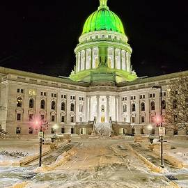 Capitol 5c, Madison, Wisconsin by Steven Ralser