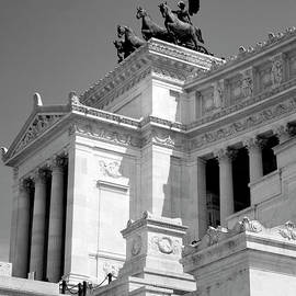 Capitoline  by Ivete Basso Photography