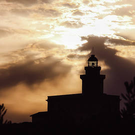 Capo Testa Lighthouse by Giovanni Laudicina