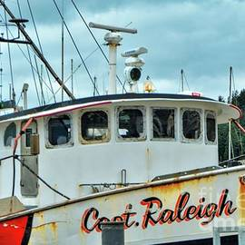 Capt. Raliegh - Garibaldi - Oregon by Beautiful Oregon