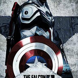 Captain America 2.0 by Aldane Wynter