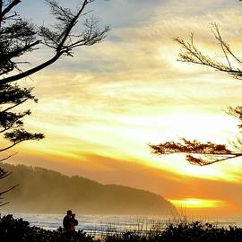 Capturing The Sunset by Beautiful Oregon