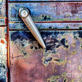 Car Door Art by Gary Richards