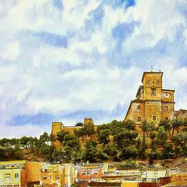 Caravaca Castel - Spain by Tatiana Travelways