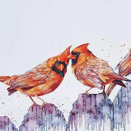 Cardinals by Tarun Vaid