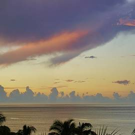 Caribbean Sunset by Dr Kathryn Harke