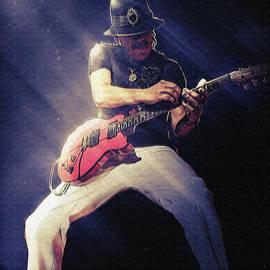 Carlos Santana Live Concert by Gunawan RB