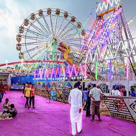 Carnival in Pushkar by Kay Brewer