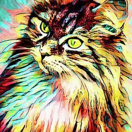 Carnival Kitty by Tina LeCour
