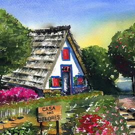 Casa Das Flores - Madeira Portugal by Dora Hathazi Mendes