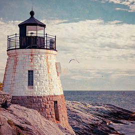 Castle Hill Lighthouse by Enzwell Designs