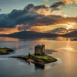 Castle Stalker by Dave Bowman