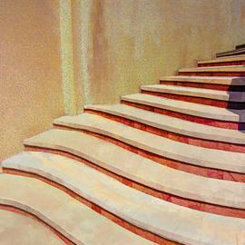 Castle Steps by Paul Wear