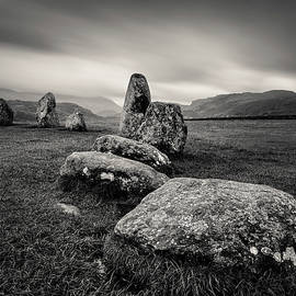 Castlerigg Stone Circle II by Dave Bowman