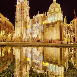 Cathedral of Saint Mary of Toledo by Facto Foto