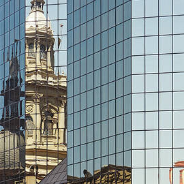Cathedral Reflected by Sally Weigand