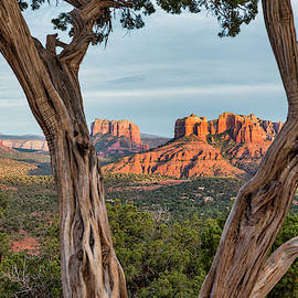Cathedral Rock by Jurgen Lorenzen