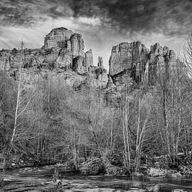 Cathedral Rock by Stephen Stookey