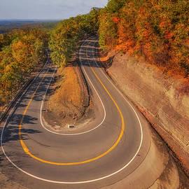 Catskills NY Autumn by Susan Candelario