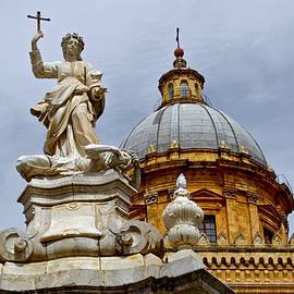 Cattedrale di Palermo, Sicilia by Joe Vella