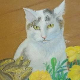 Cat.The Winner. by Maria Sibireva