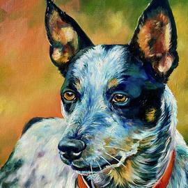 Cattle Dog by Robert Pankey