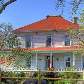 Caughlin Ranch House by Donna Kennedy