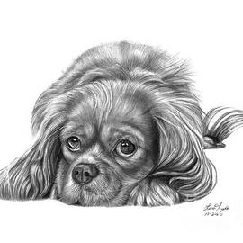Cavalier King Charles Spaniel by Lena Auxier