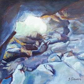 Caves on Flowerpot Island - 023 of Celebrate Canada 150 by Sheila Diemert