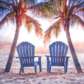 Celebrate Sunrise II Painting by Debra and Dave Vanderlaan