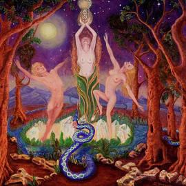 Celebration of Venus Rising by Irene Vincent