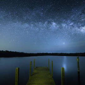 Celestial Waters by Mark Andrew Thomas