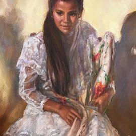 Celia's Shawl by Vel Miller