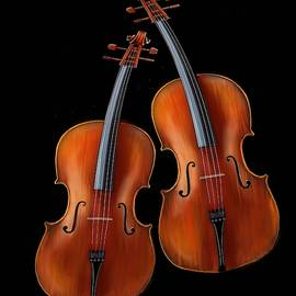 Cello Duet by Ry M