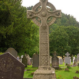 Celtic Cross by Ruth H Curtis