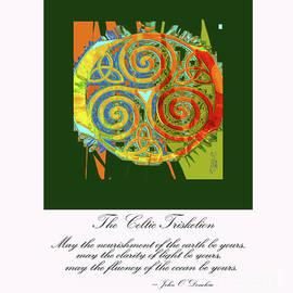 Celtic Wisdom Unity in Diversity by Zsanan Studio